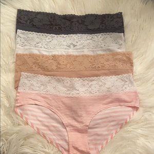 Victoria Secret Hipster/Hiphugger panty